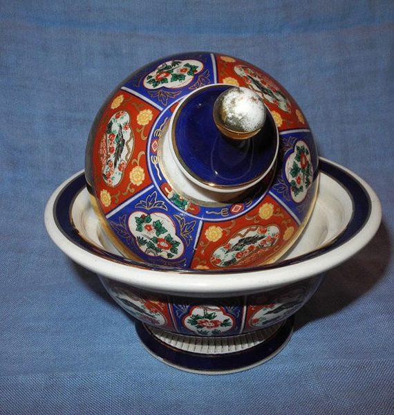 Potiche porcelana italiana 1900 venta online de antiguedades for Porcelana italiana